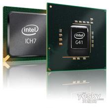 ...Intel原装ITX G41主板登场