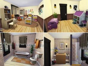 模拟人生4 工匠的农舍MOD V20190218