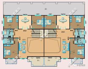 ...层兄弟双拼别墅设计图,不仅高端大气关键还省钱 盖房知识 图纸之家
