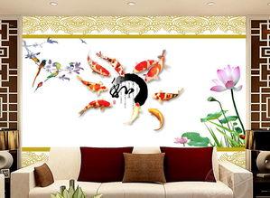 电视客厅沙发背景墙瓷砖背景墙和