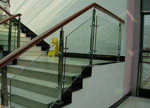 不锈钢楼梯扶手定制厂家大揭秘如何选择不锈钢楼梯