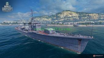 巅峰战舰用驱逐船开局怎么玩?