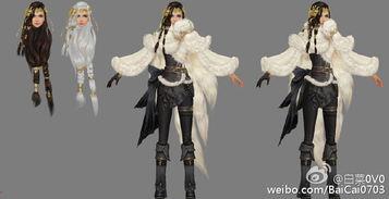 暗焚-剑网3设计们又给广大COSER们带来了福利,剑网3最新两套时装的高...
