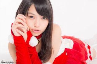圣诞老人   外崎梨香   罗拉   乃木坂46成员松村沙友理   日本女星cos圣...