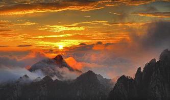 ...山拍云海,不在仙界胜似仙