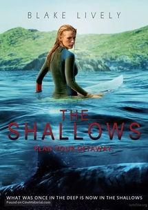 孤独迷茫之时瞬间被治愈的两部电影 The Shallows 127 Hours
