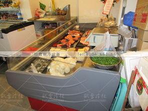 四川成都果蔬鲜超市冷柜 超市鲜肉柜 超市冷鲜肉柜 超市鲜肉