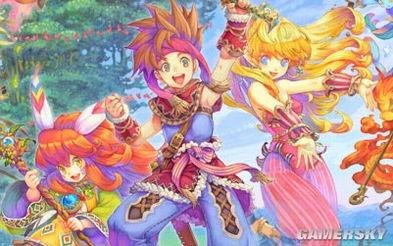 超级圣树-《圣剑传说》是由日本史克威尔公司于1991年发售的动作角色扮演游戏...
