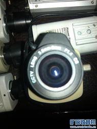出8路监控采集卡 摄像头