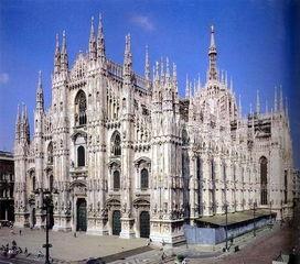 世界上最著名的建筑有哪些