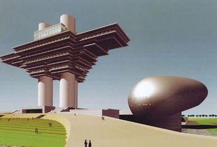 世界建筑大师作品图片大全 世界最优秀解构主义大师