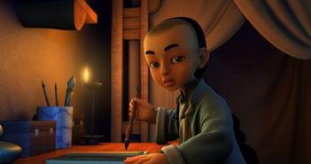 免弗在线观看3d动漫av成人免弗在线视看-首部伟人题材动画电影 少年毛泽东 4.30上映