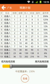 火星11选5