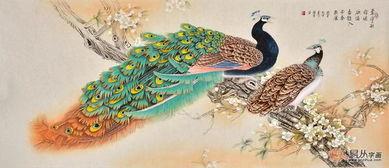 ...光悦鸟性 花影乱人心 谈中国花鸟画创作技巧