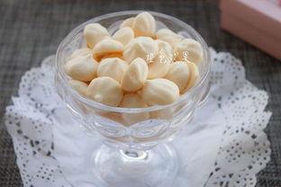 入口即化酸奶溶豆 2 的做法