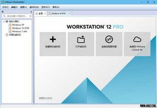 虚拟机VMware Workstation Pro v14.1.2 中文精简注册版