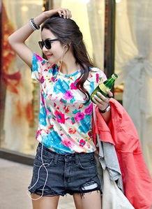 2012夏季新款女装流行趋势 撞色服饰VS复古风服饰