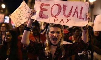 同工同酬的法律正式生效.   根据此项法律的规定,凡是雇员超过25人...