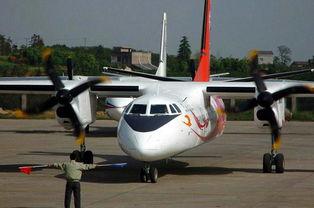 国产新舟60支线飞机