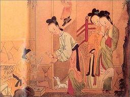 中国古代对女子的称谓有哪些