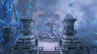 是守护神州的龙神后稷的沉眠之地... 守卫着龙神所沉眠的星璃宫的,是...