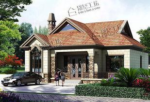 这款农村10万元一层半小别墅设计图,让你拥有英式高雅!推荐-农村...