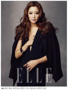 号称「韩国第一美女」,虽然婚后作品并不多,让粉丝十分怀念她的气...