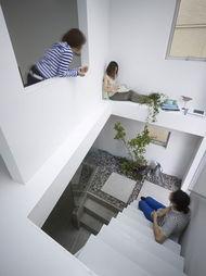 日本花园房屋室内设计