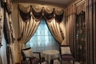 六种窗帘搭配详解,各个受到乌鲁木齐业主的欢迎