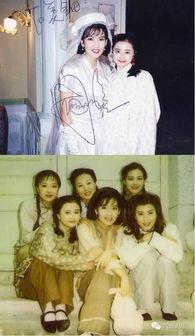 96版 笑傲江湖 仪琳晒自拍 41岁肤白似少女