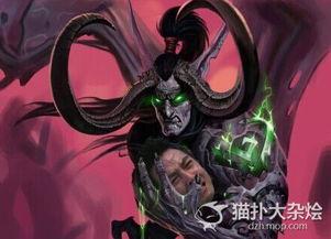 放开我的男神 吴彦祖出演魔兽世界古尔丹被恶搞