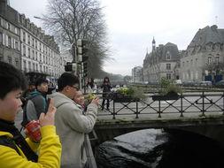 坎贝尔市是法国西北部布列塔尼地区一个省会城市,人口只有大约 -上...