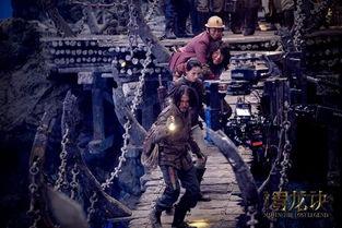 一场前所未有的生死之旅.   电影将于12月18日全球公映,将以3D、I...
