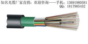 8芯单模光缆 光缆型号GYTS