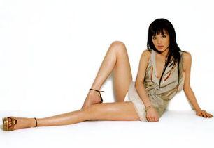美女明星的玉足美腿