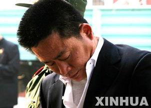 中国最牛的黑社会大哥排名榜