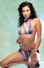 亚洲男性心目中最性感的女人 钟丽缇