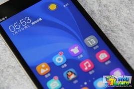 红米note不出4G就得死 华为荣耀3C 4G版评测高清图集