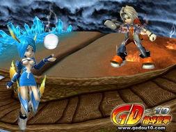 物和其他原创的虚拟世界角色为主轴,将纵横于《格斗10》各个经典关...
