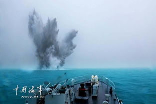 惊天一爆,标志着水警区扫雷士官队伍又突破一道难关,部队实际作战...