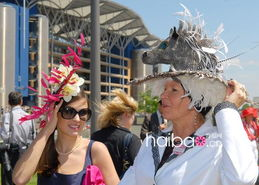 ...玲姐姐都爱的 疯帽子 大秀场 一起去2010英国皇家爱斯科赛马会 ...