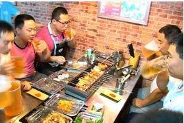 ...下 烤天下北京加盟 烤天下自助涮烤吧 烤天下加盟店