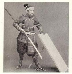 ...之后200年 日本武士形象