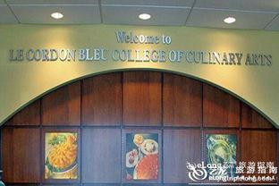 蓝带厨艺学院图片