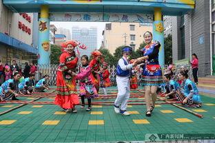 来宾启慧幼儿园 歌声唱响 壮族三月三 舞姿传递民族情