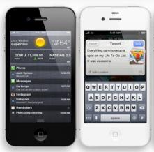苹果周四发布了iOS 5手机操作系统的升级版iOS 5.0.1-苹果升级iOS 5...