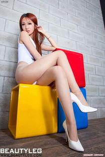 极品臀部特写白皙大长腿性感紧身连体衣高跟肉丝袜美女图 性感美女 ...