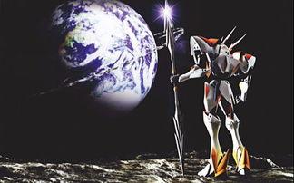 宇宙骑士高清壁纸