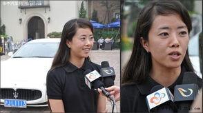 ...采访国内知名女赛车手-玛莎拉蒂2010试驾之旅活动魅动江城