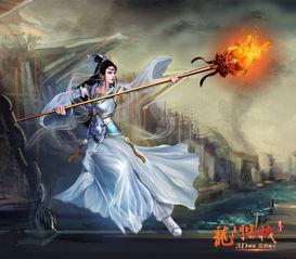 与世无争,擅长仙道咒术,精于奇门遁甲之道.玩家在完成主线任务并...